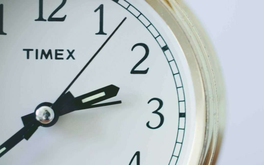 Create a Time Budget to Balance Your Life and Work