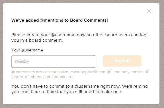 username-popup