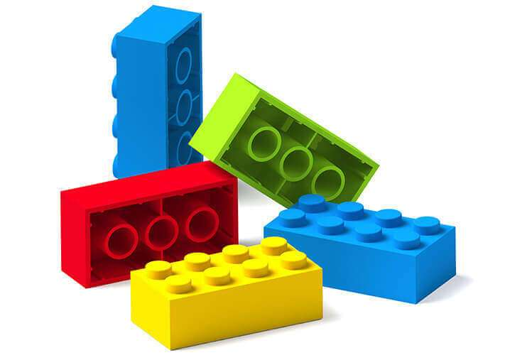 Dumping out the Legos – How to Improve your Creative Thinking