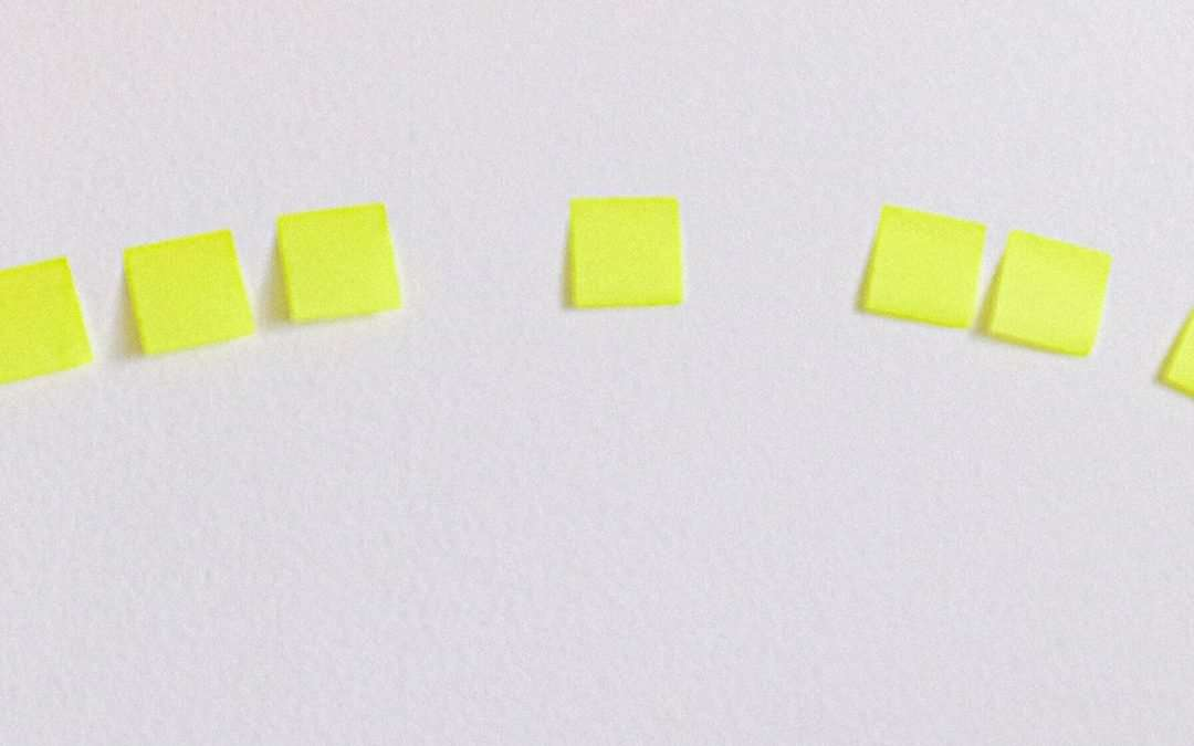 A Whiteboard And Sticky Notes Could Save Your Job