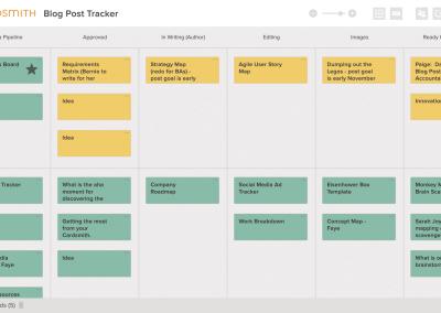 Blog Post Tracker